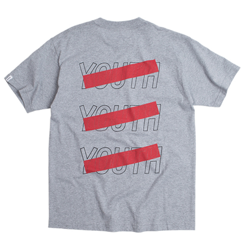 [오피셜 단독상품] 86RT youth t-shirts (grey)